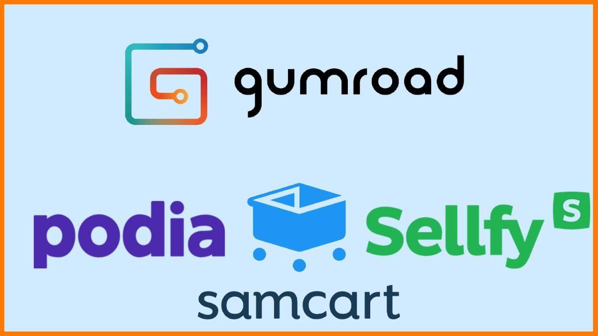 5 Best Gumroad Alternatives | Platforms for Selling Digital Products