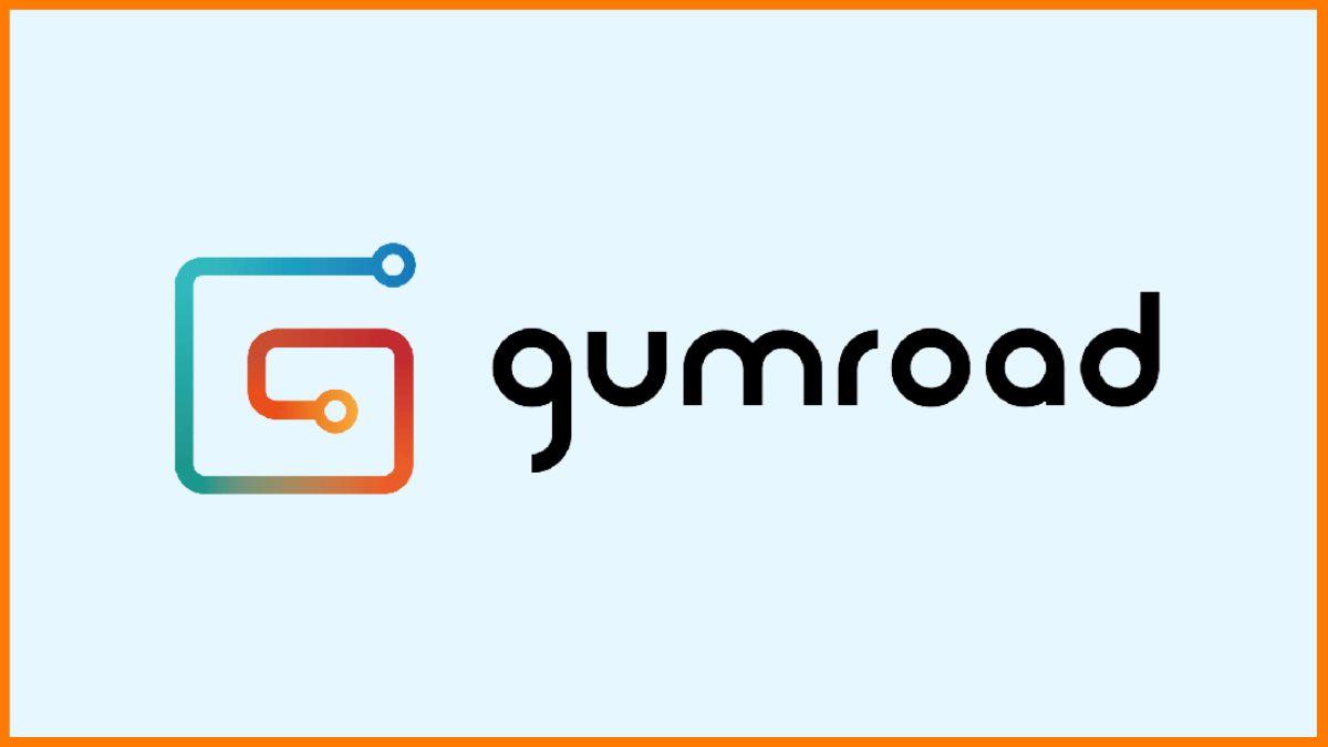 Gumroad Digital product selling platform