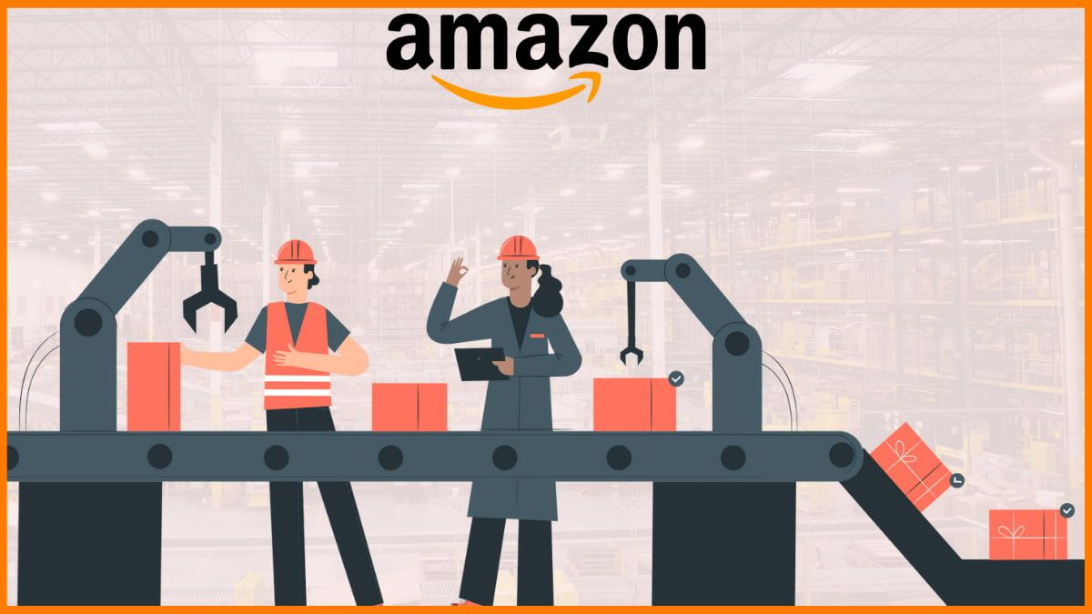 How does Amazon Manage its Supply Chain and Logistics?