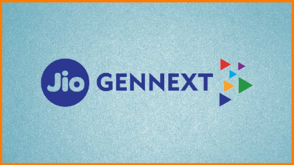 JioGenNext - Startup Accelerator in Mumbai backed by Reliance Industries