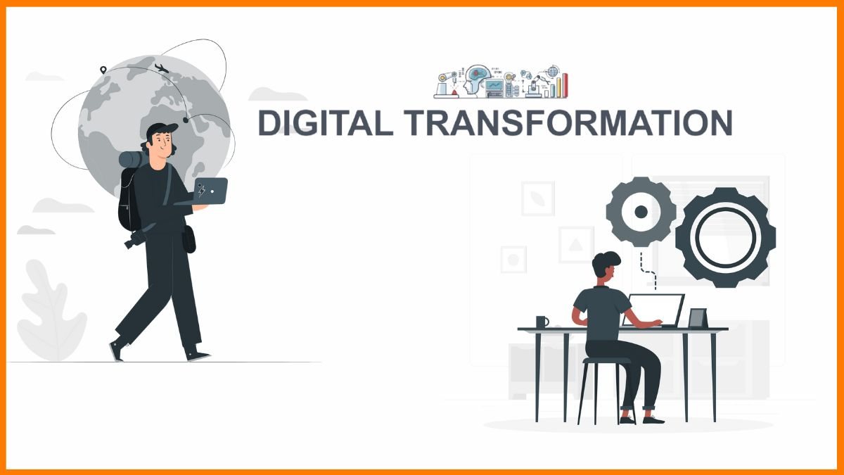 Key Drivers Of Digital Transformation To Re-invent Businesses