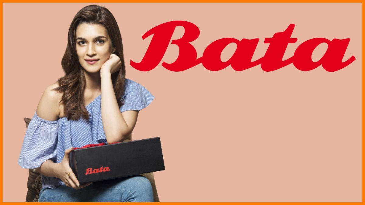 Bata - Kriti Sanon Endorsed brands
