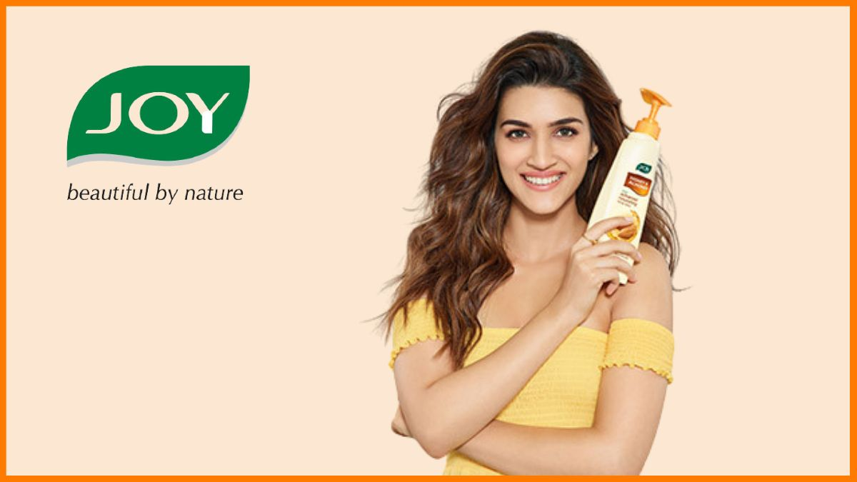 Kriti Sanon Endorsed brand- Joy   Brand Ambassador of Joy