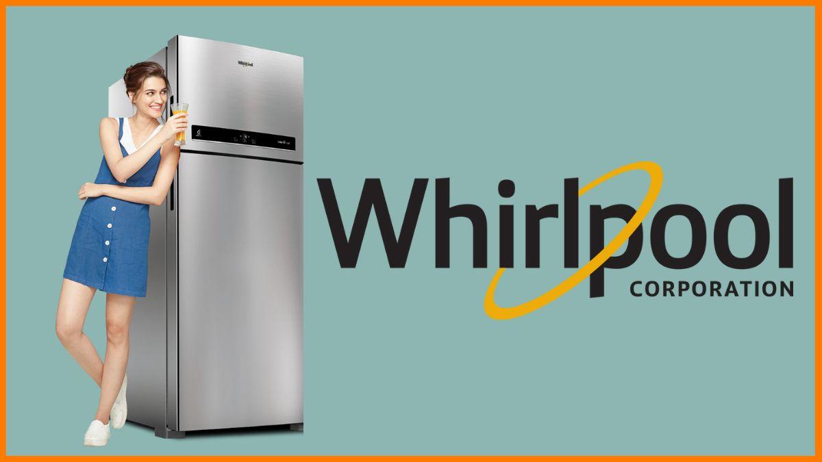 Whirlpool - Kriti Sanon Endorsed brands