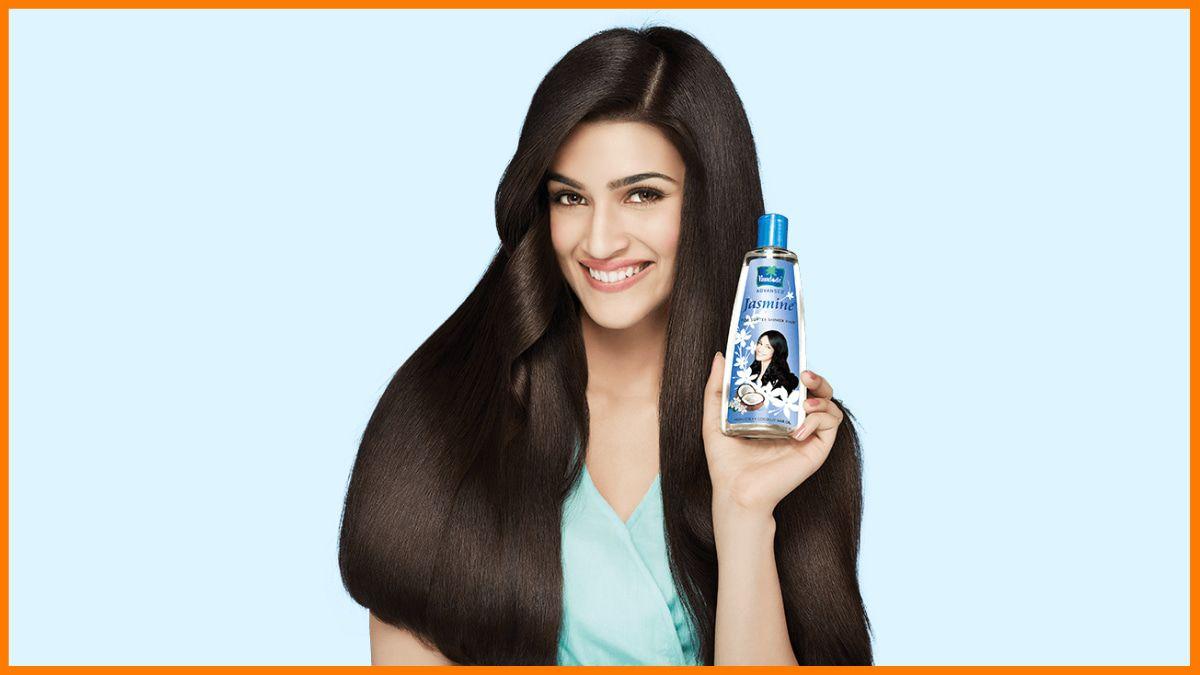 Parachute Jasmine- Kriti Sanon Endorsed brands