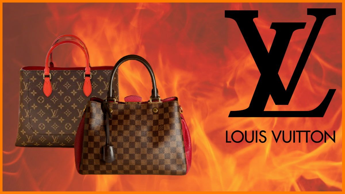 Do You Know Louis Vuitton Burns All Its Unsold Bags?