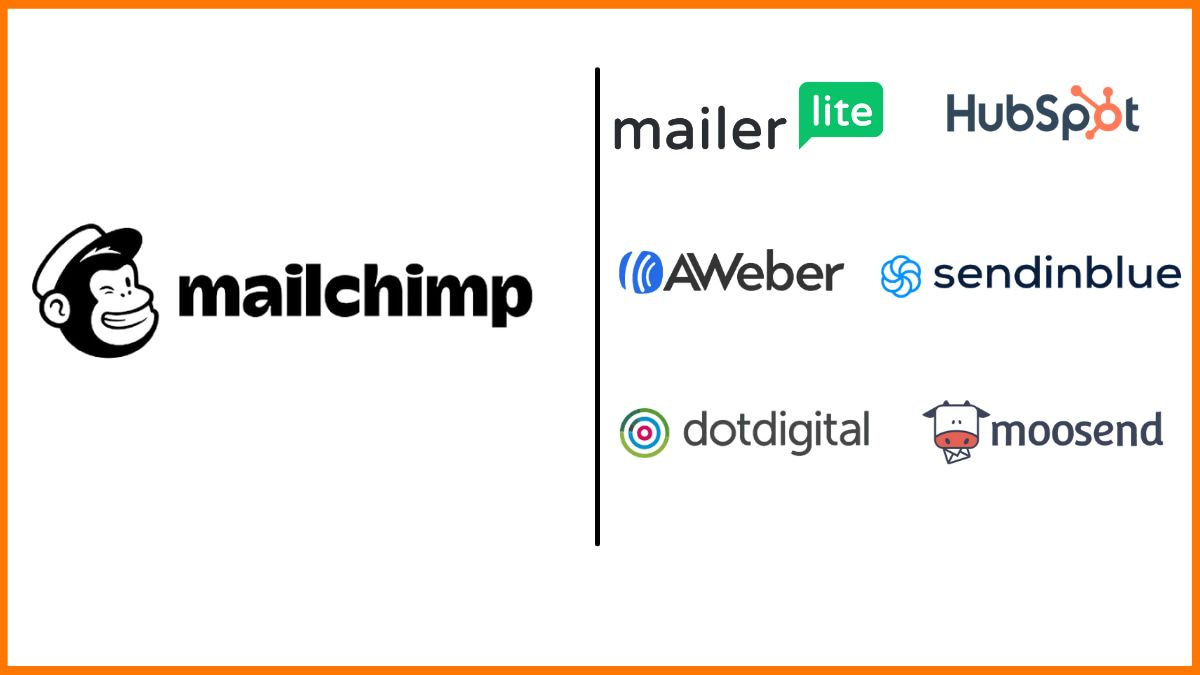 Top 9 Best Alternatives of Mailchimp in 2021