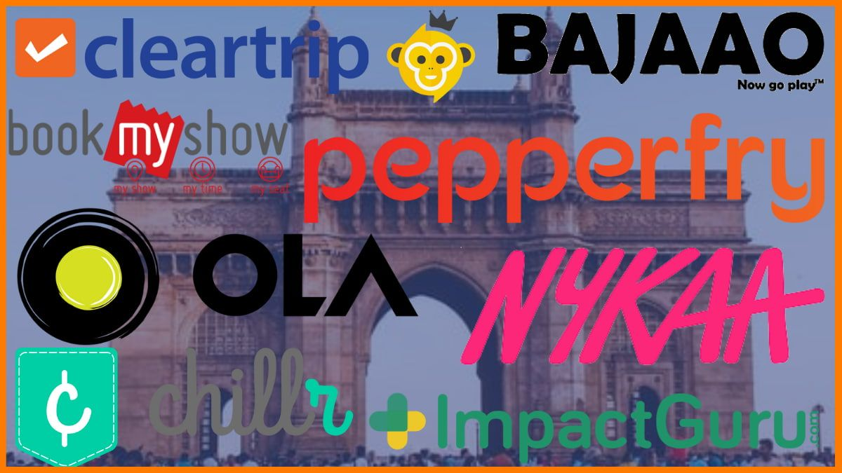 Mumbai Based Startups | Entrepreneurs & Startups in Mumbai [Exhaustive List 2021]