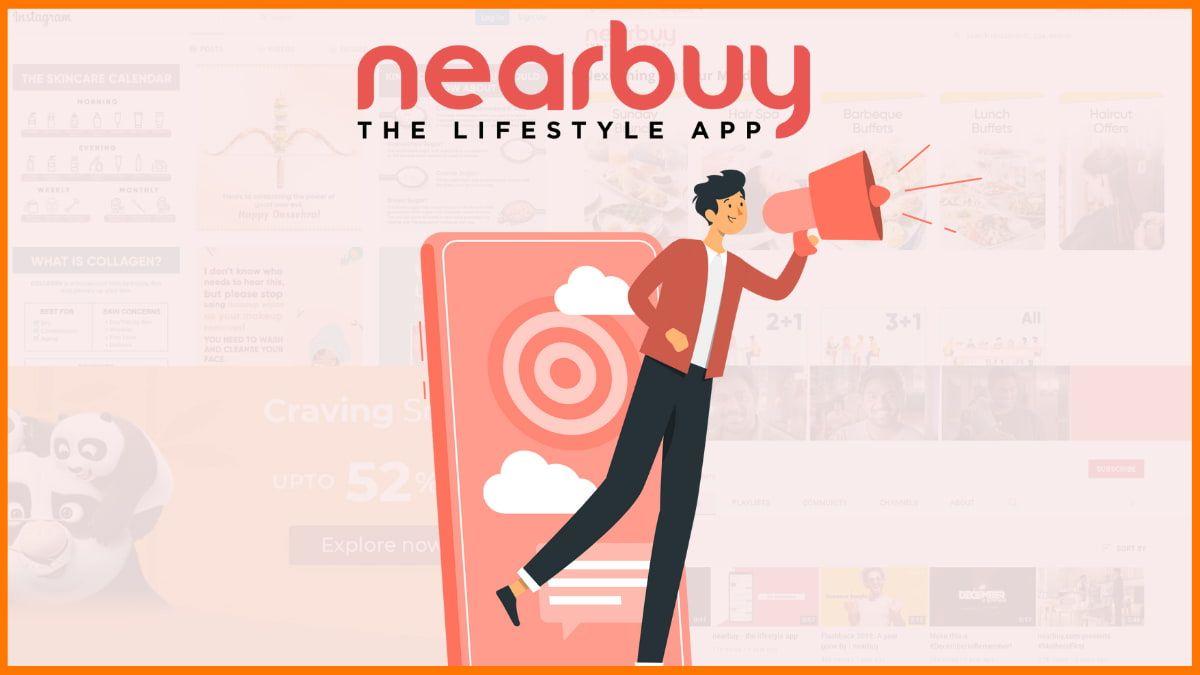 Creative Marketing Strategies of Nearbuy