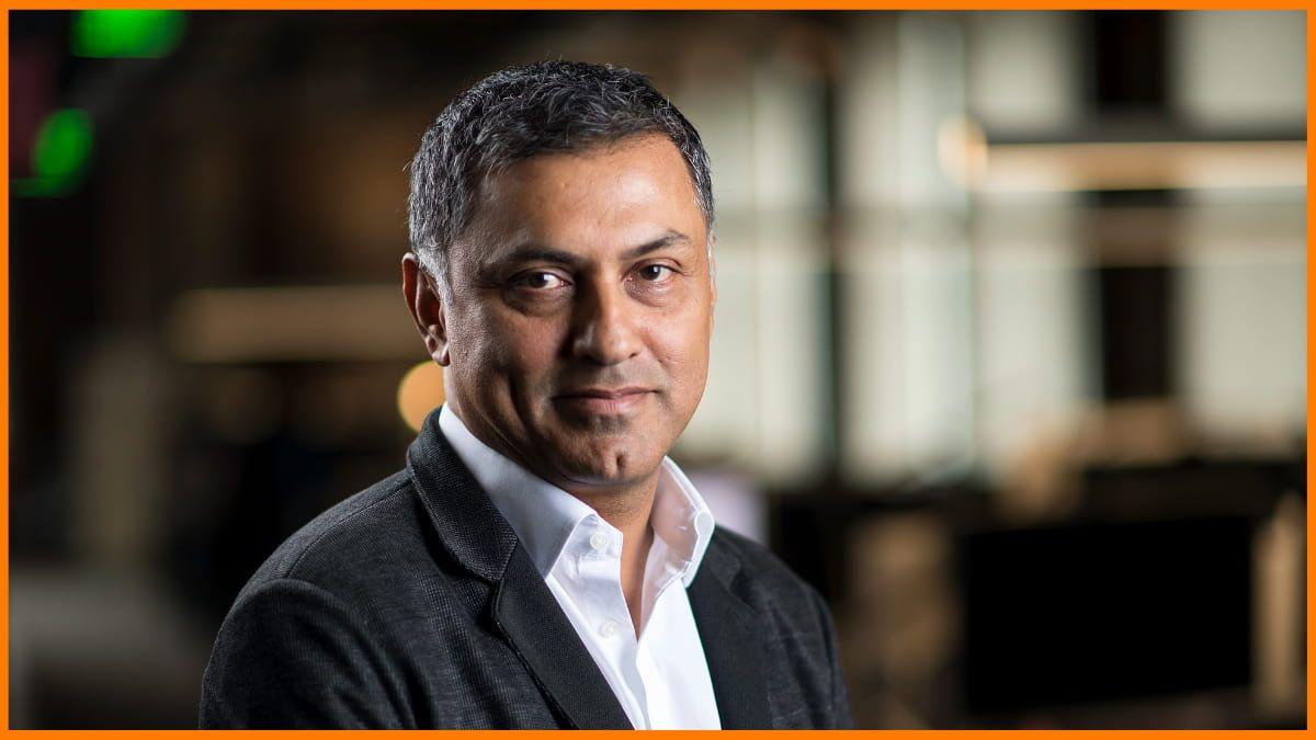 Nikesh Arora - CEO of Palo Alto Networks