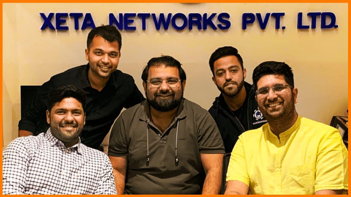 The Xeta Networks and PokerDangal founding team.