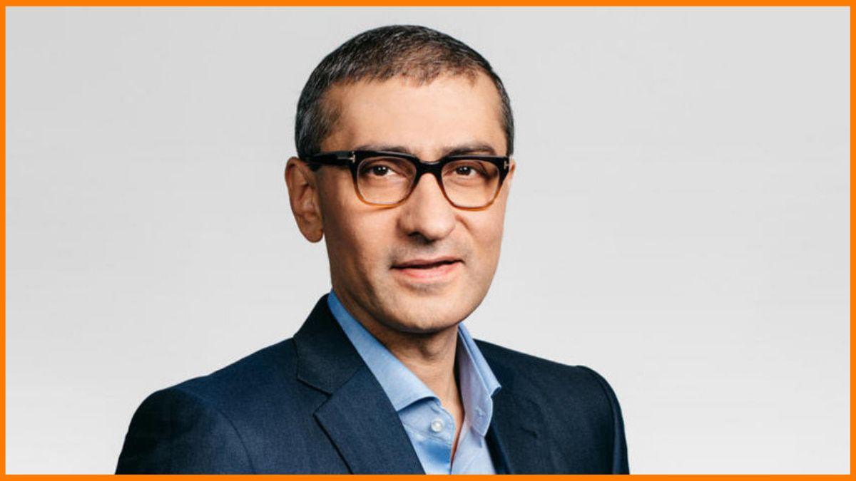 Rajeev Suri - Ex-CEO of Nokia