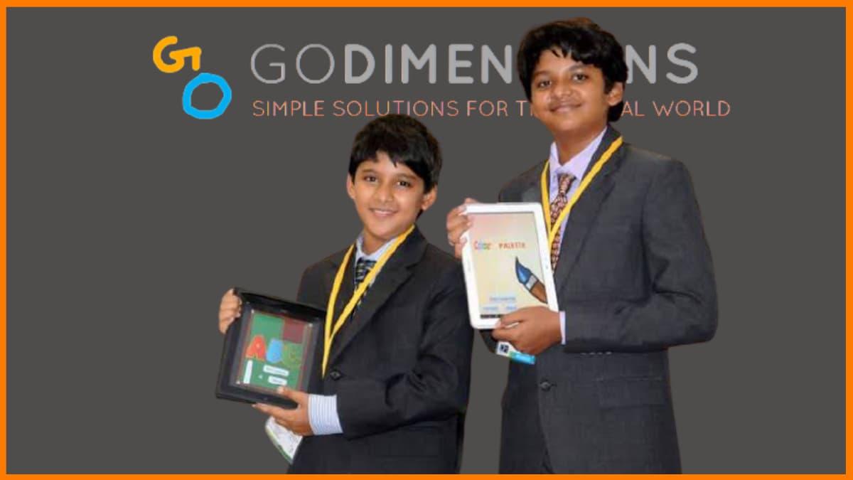 Sanjay and Shravan Kumaran - Founder of GoDimensions