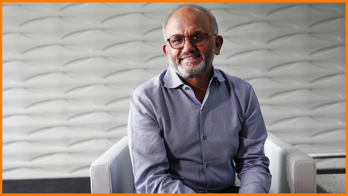 Shantanu Narayen - CEO of Adobe systems