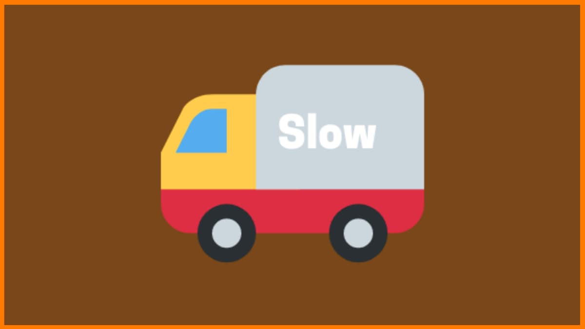Slow Delivery - AliExpress