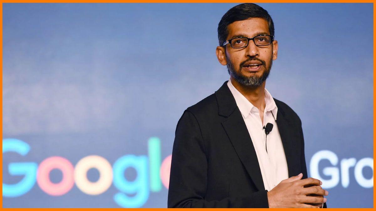 Sundar Pichai - CEO of Google