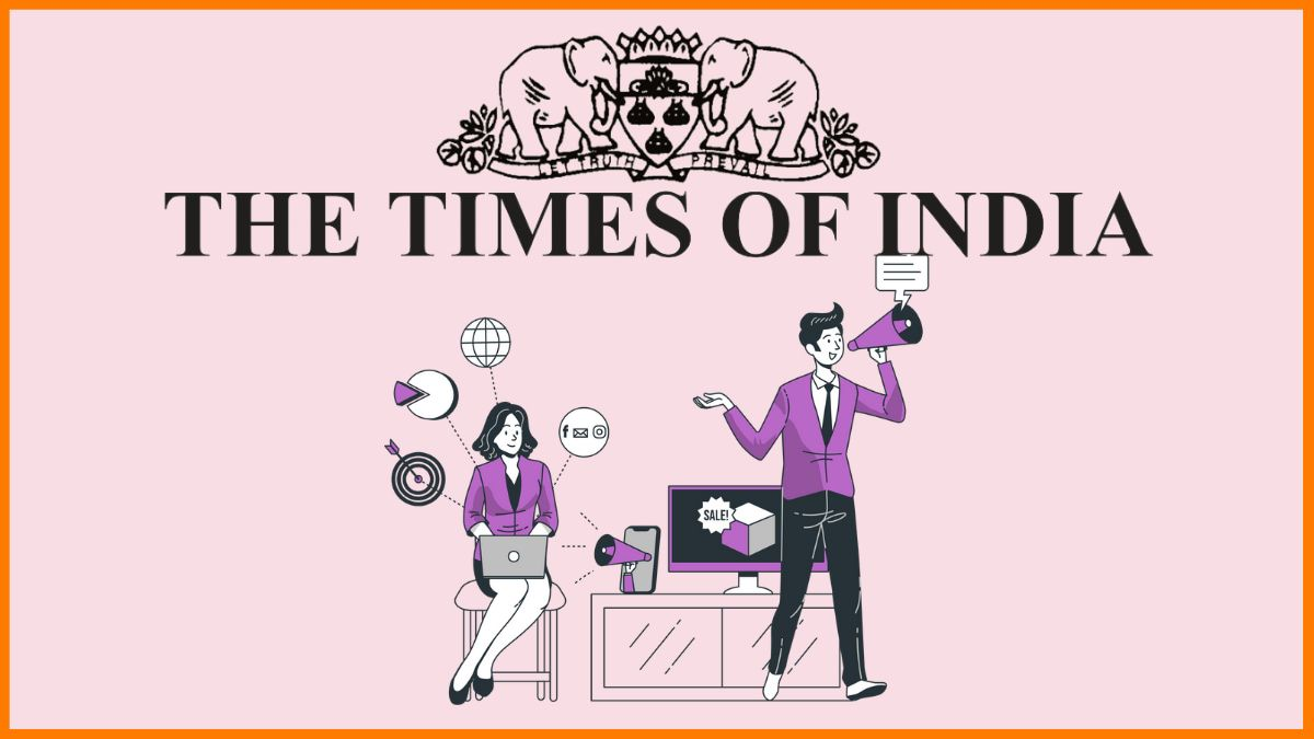 Top 5 Most Extensive Campaign of Times of India