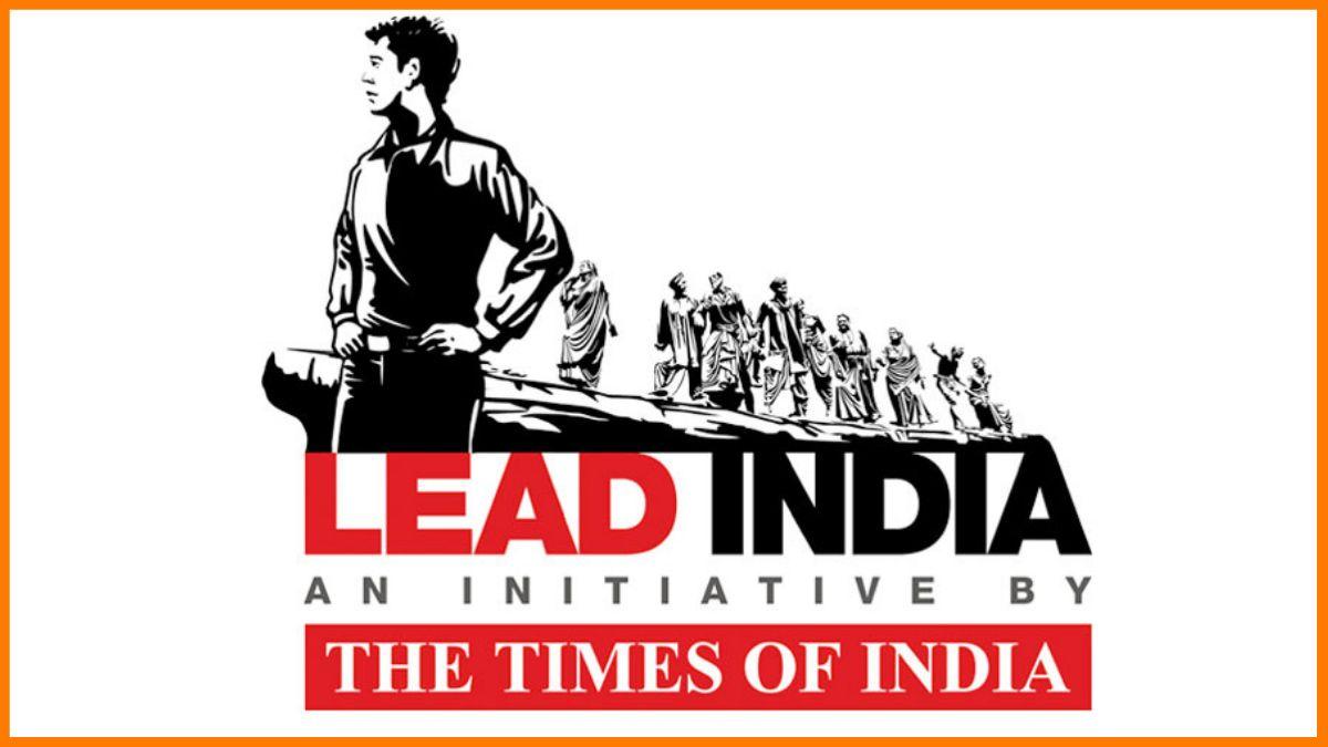 Times of India - Lead India Campaign