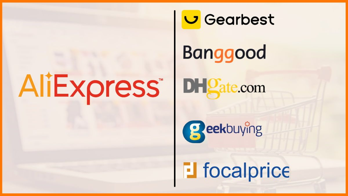 Top 10 Best AliExpress Alternatives for Dropshippers in 2021