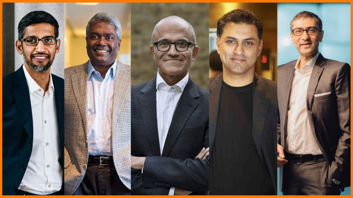 The Rise Of South Asian CEO's   Top Asian CEOs of Fortune 500 Companies