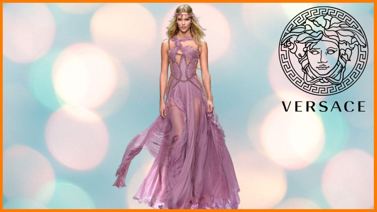 Karlie Kloss Brands- Versace   Karlie Kloss endorsed brands