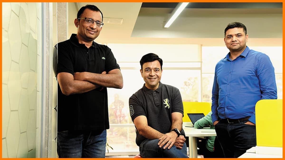 Virendra Gupta, Umang Bedi and Shailendra Sharma (L to R)