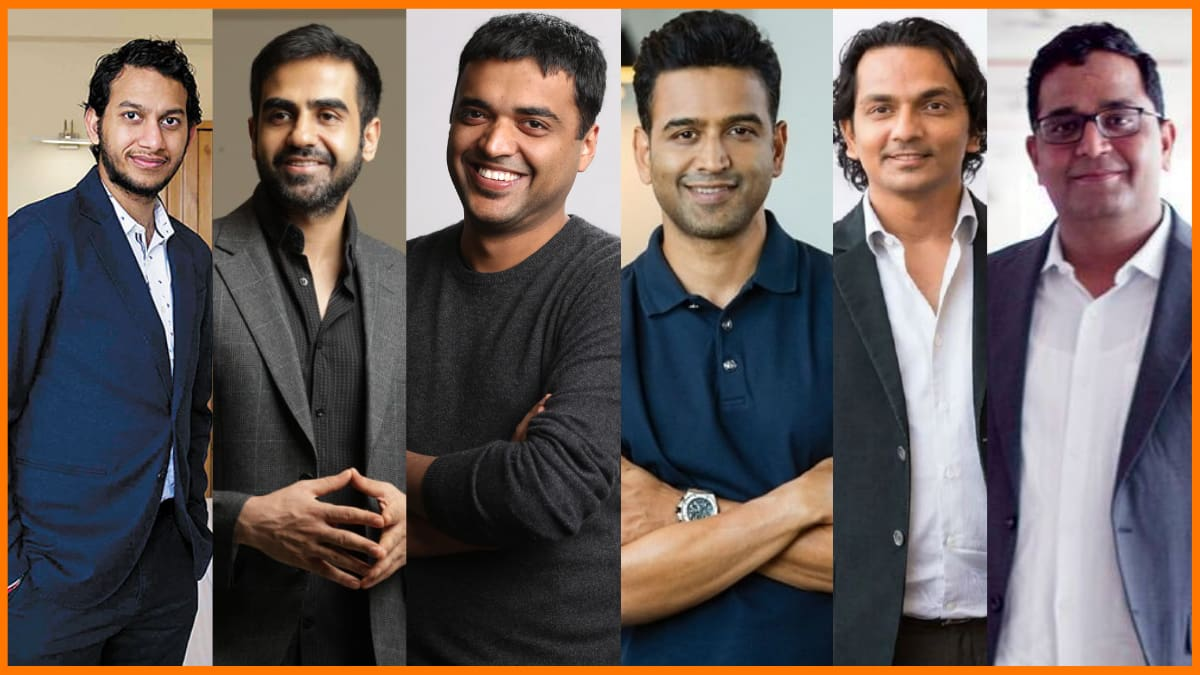 List of Top 7 Youngest Self-made Billionaires in India