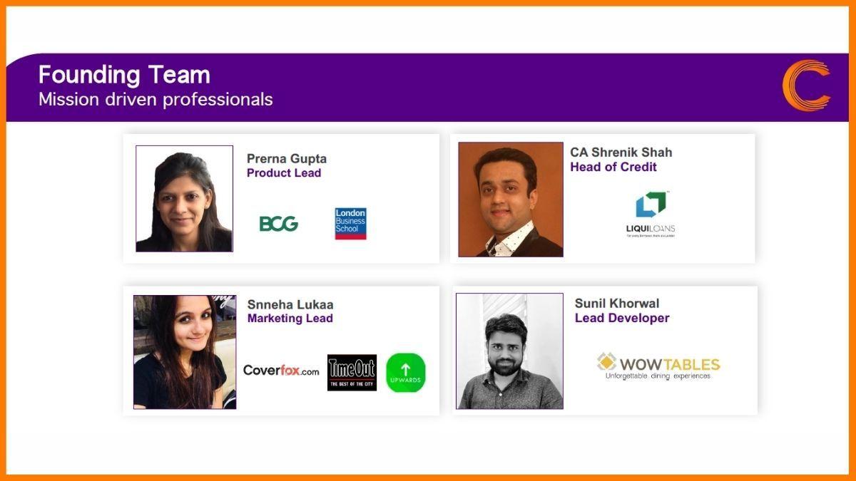 Founders of Credit Fair