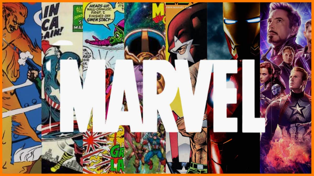 Story of Marvel: From Comic Books to a Universe of Superheroes